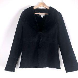 White House Black Market Coat